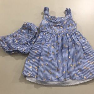 Isaac Mizrahi baby dress